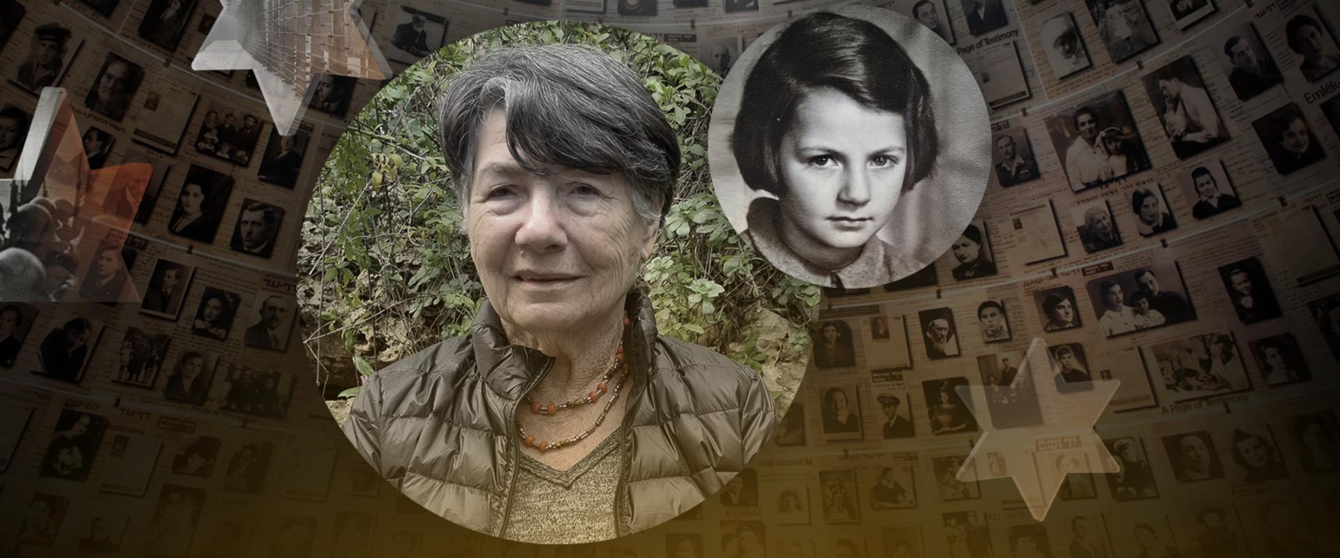 אליסיה ניצולת השואה  (צילום: באדיבות המשפחה)