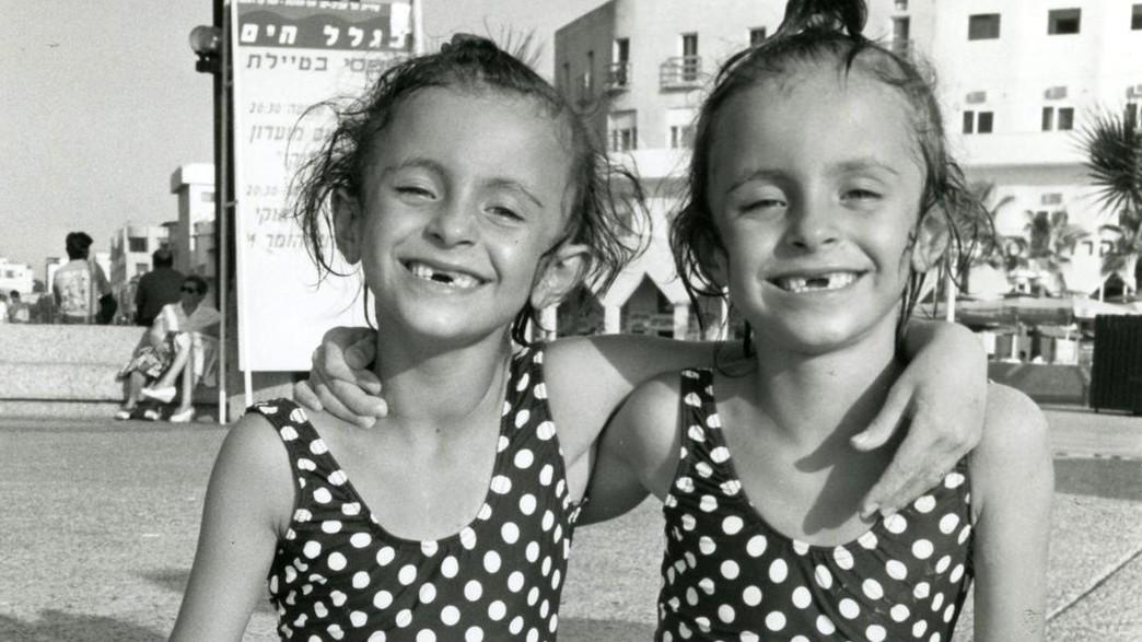 התאומות של ליבק (צילום: אלכס ליבק)