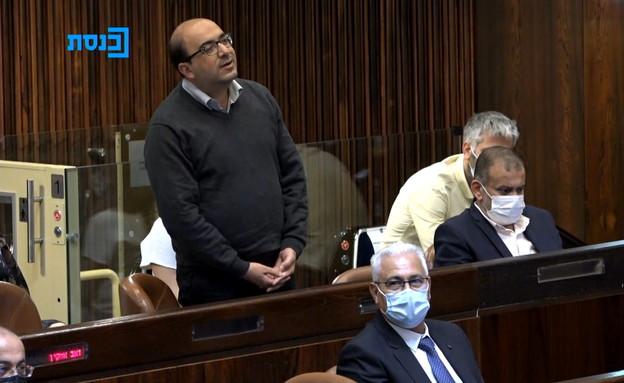 סאמי אבו שחאדה (צילום: החדשות 12)