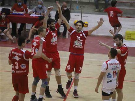 (צילום: אמיר ירחי) (צילום: ספורט 5)