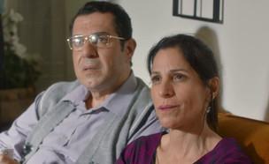 """איציק כהן ואורנה בנאי (צילום: מתוך """"ישמח חתני"""", קשת 12)"""