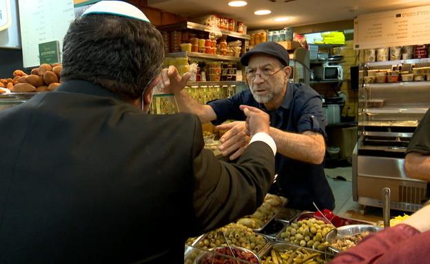איתמר בן גביר (צילום: החדשות 12)
