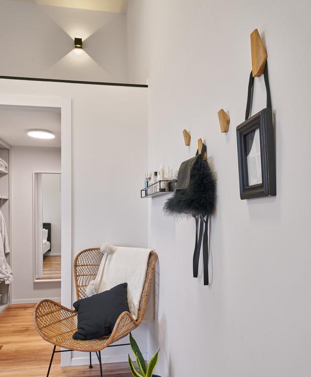 בית במושב בשפלה, עיצוב עדי ברעם, ,ג , חדר הבית הצעירה