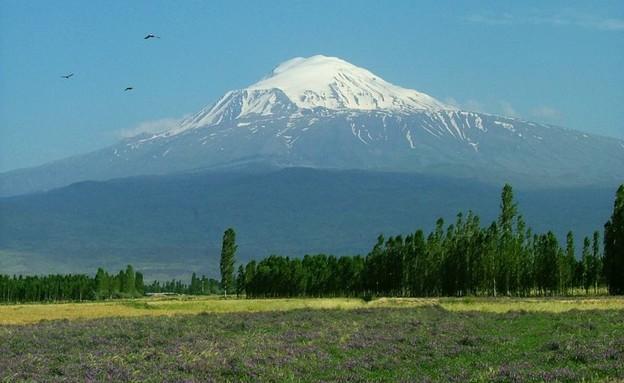 הר אררט - דרך המשי יוצר Henri Nissen (צילום: Henri Nissen)