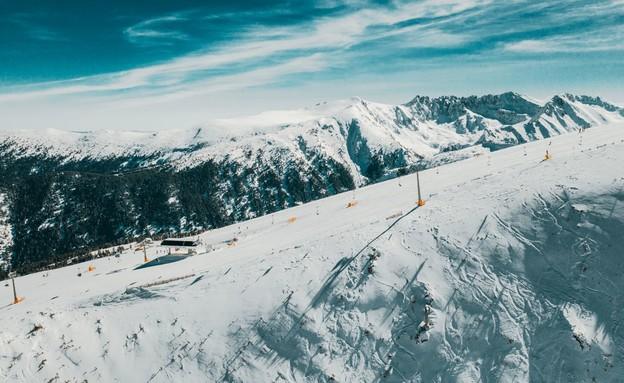 סקי בבנסקו (צילום: עדן רם)