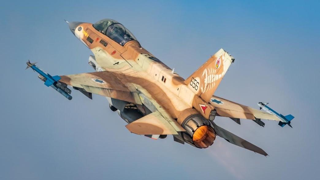 """מטוס צה""""ל (צילום: דובר צה""""ל )"""