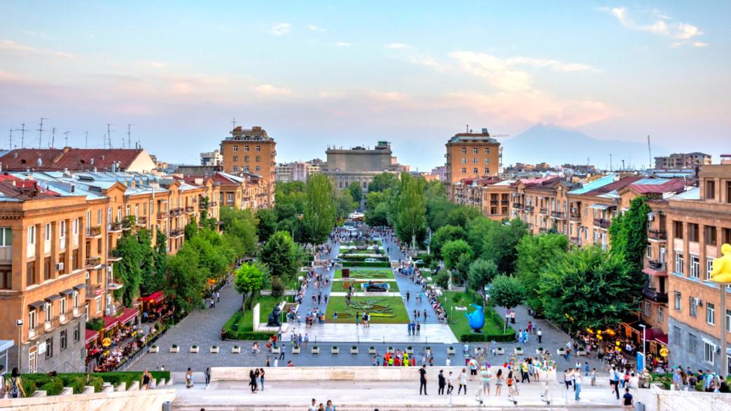 ארמניה (צילום:  Dinozzzaver, shutterstock)