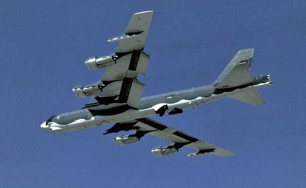 מטוס מפציץ (צילום: U.S. Air Force)