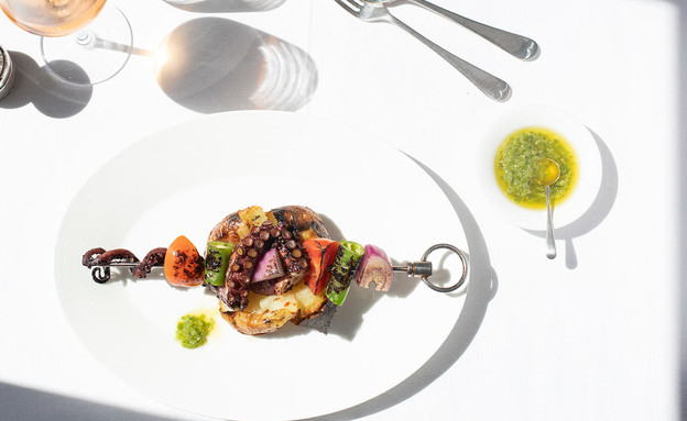 מסעדת אלנה המחודשת  (צילום: דנה פרידנלנדר אורן, יחסי ציבור)