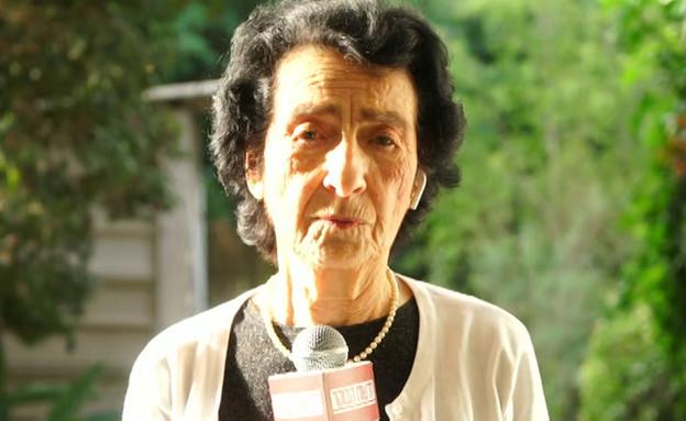 """הניצחון של משיאת המשואה, זהבה גאלאל (צילום: מתוך """"חדשות הבוקר"""" , קשת 12)"""