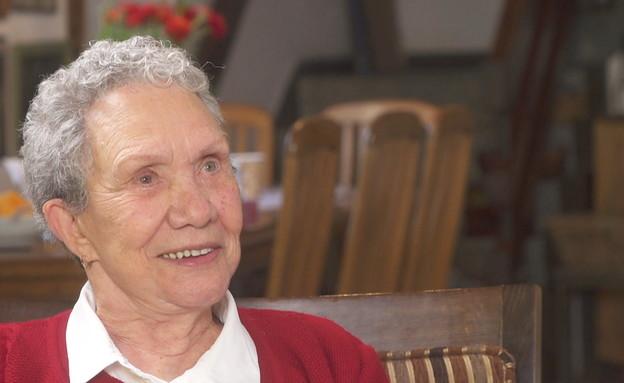 מרים סוחר, שורדת שואה, ניצולת שואה, יום השואה 202 (צילום: N12)
