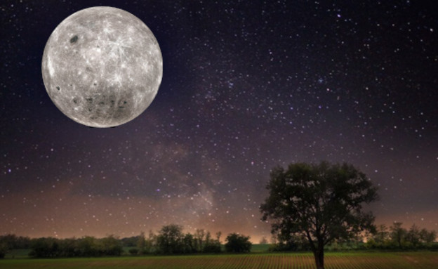 חידת הירח (צילום: dukehealth.com)