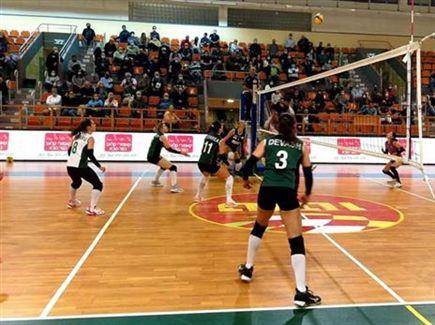 (צילום: איגוד הכדורעף) (צילום: ספורט 5)
