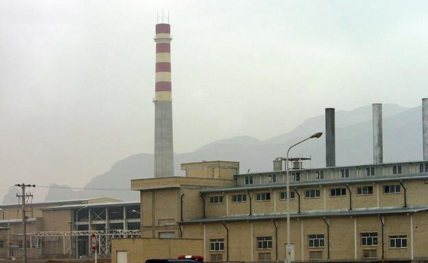 אתר הגרעין בנתנז (צילום: רויטרס, שי פרנקו,רויטרס)