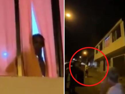 וואו: שר סרנדה לזוגתו מתחת לחלון - וגילה אותה עם המאהב שלה