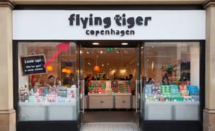 פליינג טייגר, Flying Tiger (צילום:  freemind-production, Shutterstock)