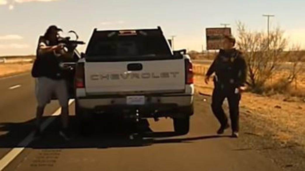דמינג (צילום: PoliceActivity, יוטיוב)