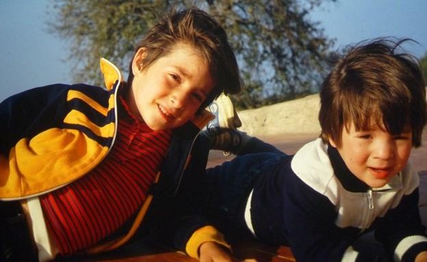 ברק ועמיחי (צילום: באדיבות המשפחה)