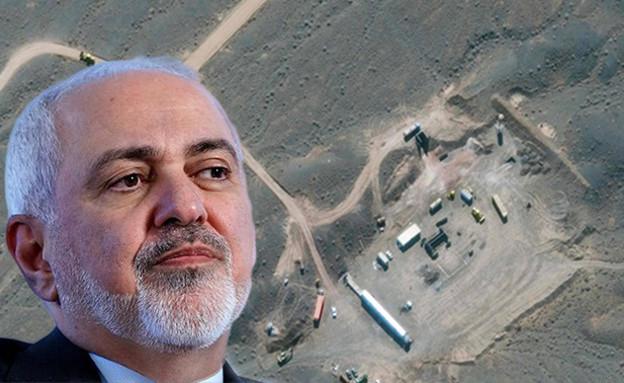 """אירן מאשימה את ישראל בפגיעה במתקן הגרעין: """"הנקמה תבוא"""" (עיבוד: רויטרס)"""