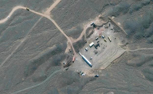 מתקן הגרעין בנתנז (צילום: רויטרס)