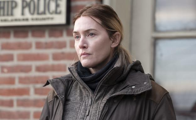 "קייט וינסלט, ""הסודות של איסטאון"" (צילום: Michele K. Short/HBO, באדיבות yes ,HOT וסלקום tv)"