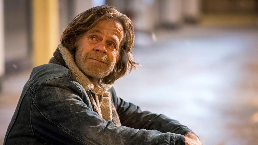 """וויליאם ה. מייסי, מתוך """"חסרי בושה"""" (צילום: Warner Bros. Television Distribution, צילום מסך)"""