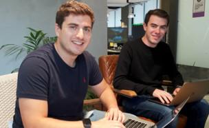 אורי (מימין) וגבריאל (משמאל), חברת EX.CO (צילום: EX.CO, יחסי ציבור)