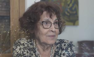 """נדיה כהן, אשתו של אלי כהן ז""""ל (צילום: N12)"""