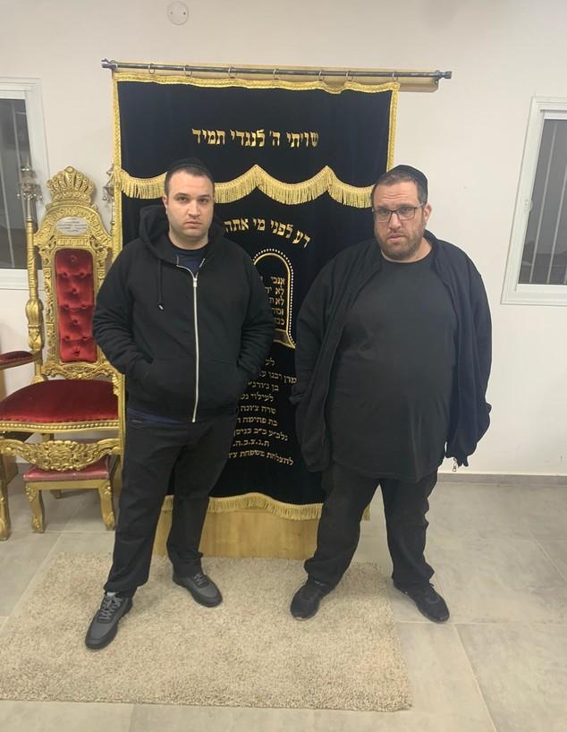 האחים בן משה (צילום: באדיבות המצולמים)
