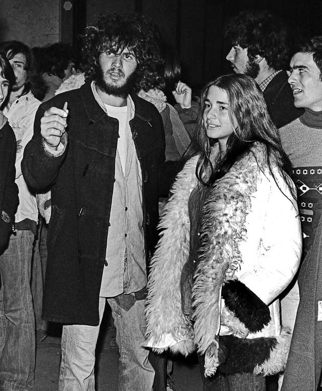 נוער במועדון שנות ה-70, הילה תמיר