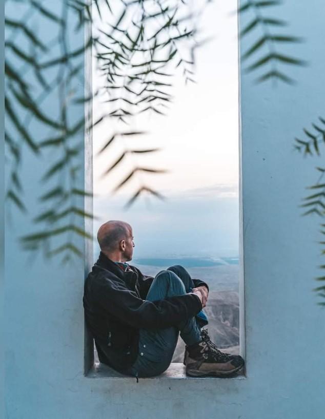מרפסת ים המלח (צילום: סהר קרט)