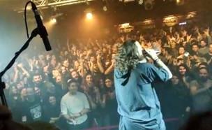 סאלאם עליכום: להקת מטאל ישראלית הופיעה בטורקיה (צילום: ערב טוב עם גיא פינס, שידורי קשת)