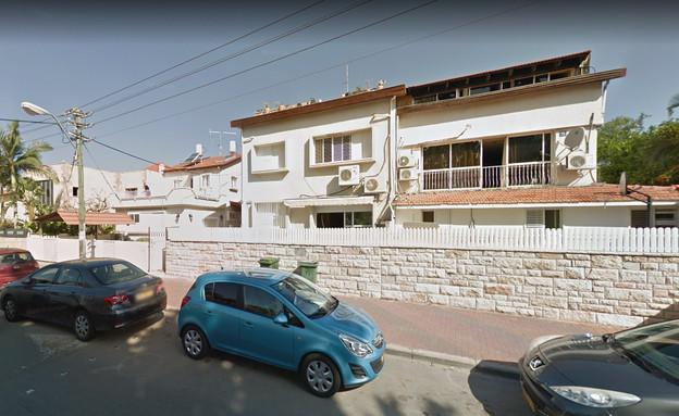 הרצל 73 אור יהודה (צילום: google street view)