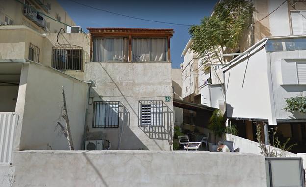 הרצל 73 בני ברק (צילום: google street view)