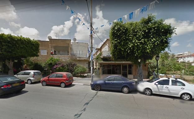 הרצל 73 רחובות (צילום: google street view)