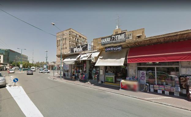 הרצל 73 רמלה (צילום: google street view)