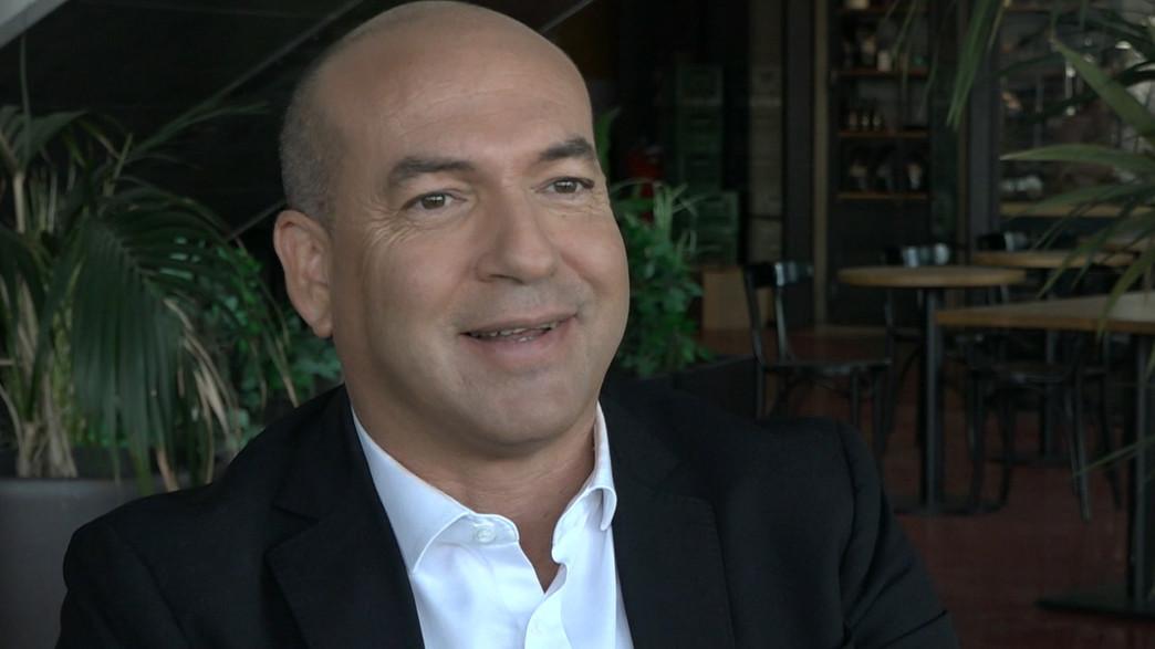 אייל ברקוביץ' מגיב לראיון עם מירי רגב (צילום: ערב טוב עם גיא פינס, קשת 12)