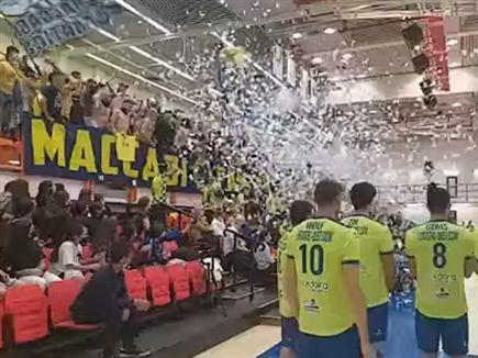 (איגוד הכדורעף) (צילום: ספורט 5)