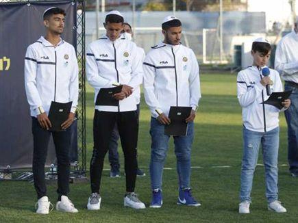 (הצילום באדיבות מכבי תל אביב, האתר הרשמי) (צילום: ספורט 5)