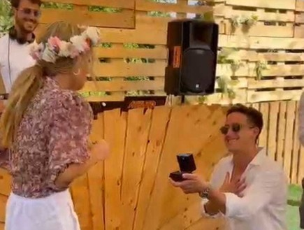 דנית גרינברג מתחתנת