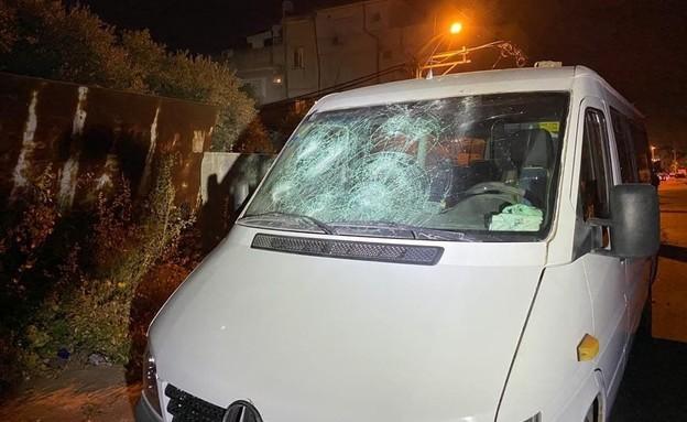 סכסוך בין משפחות ברמלה, 69 חשודים נעצרו (צילום: משטרת ישראל)