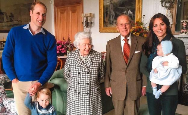 הנסיך פיליפ מת (צילום: בית המלוכה הבריטי)