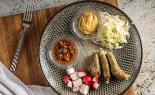 """נקניקיות מרגז - אסף דיי (צילום: נתנאל ישראל, מתוך """"מאסטר שף"""")"""