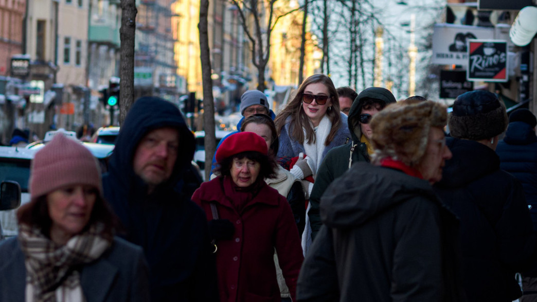 קורונה, שוודיה (צילום: S.C. Colbing / Shutterstock.com)