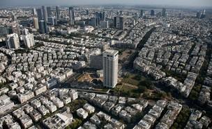 מגדל גן העיר, תל אביב (צילום: קבוצת שכטר)