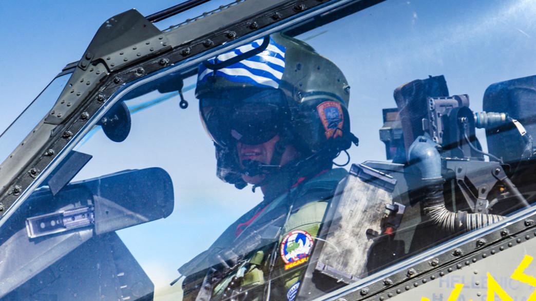 טייס חיל האוויר הזר (צילום: Pit Stock, Shutterstock)