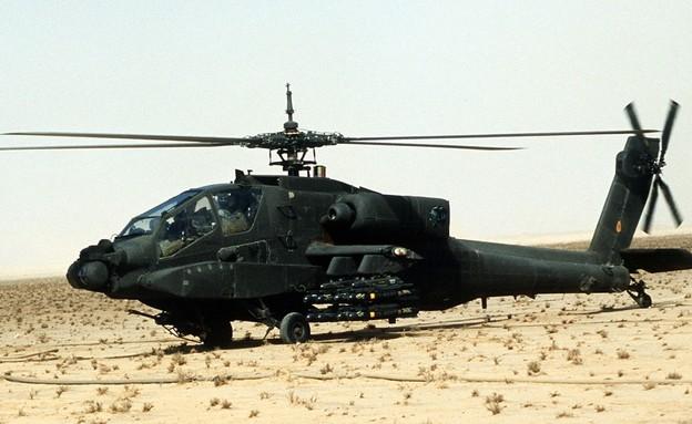המסוק (צילום: U.S. Army, GettyImages)