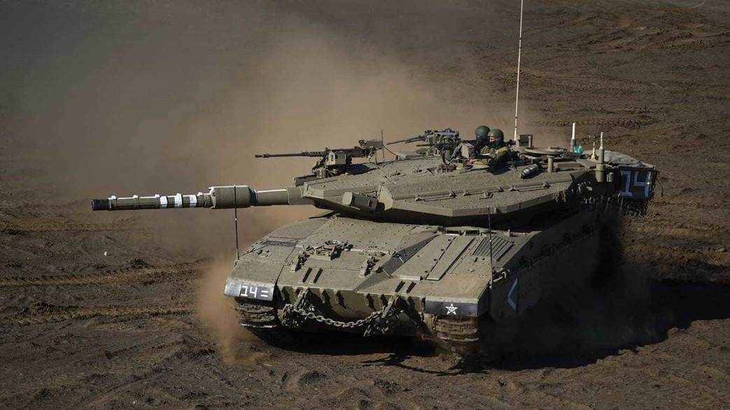 """החטיבה (צילום: דובר צה""""ל )"""