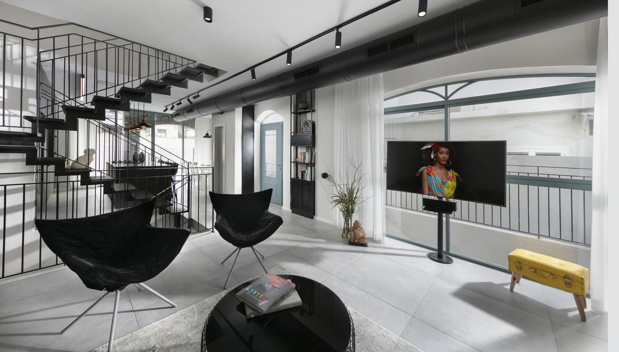 בית בתל אביב, עיצוב פזית שביט