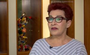 השופטת דליה גנות (צילום: חדשות 12)